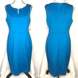 Ivanka Trump Blue Career Dress in Sz 12